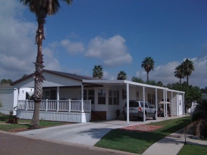 Our new home in Victoria Palms Resort, Donna, TX